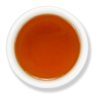 Earl Grey Lavender loose leaf black tea brew from The Jasmine Pearl Tea Co.