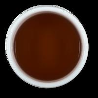 Yuzu Black loose leaf black tea brew from The Jasmine Pearl Tea Co.