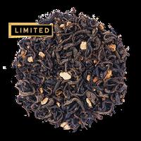 Yuzu Black loose leaf black tea from The Jasmine Pearl Tea Co.