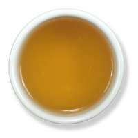 Chunmee loose leaf green tea brew from The Jasmine Pearl Tea Co.