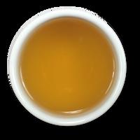 Chunmee loose leaf green tea brew from The Jasmine Pearl Tea Co.