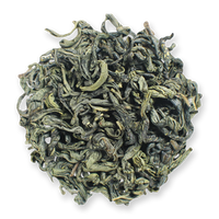 Chunmee loose leaf green tea from The Jasmine Pearl Tea Co.