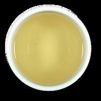 Dragonwell loose leaf green tea brew from The Jasmine Pearl Tea Co.