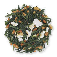 Genmaicha loose leaf green tea from The Jasmine Pearl Tea Co.