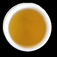 Gunpowder Pinhead loose leaf green tea brew from The Jasmine Pearl Tea Co.