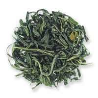 Tranquility Mao Jian loose leaf green tea from The Jasmine Pearl Tea Co.