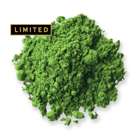 First Flush Matcha powdered green tea from The Jasmine Pearl Tea Co.