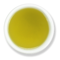 Mayucha Sencha loose leaf green tea brew from The Jasmine Pearl Tea Co.