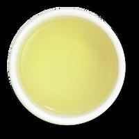 Tsuyuhikari Sencha loose leaf green tea brew from The Jasmine Pearl Tea Co.