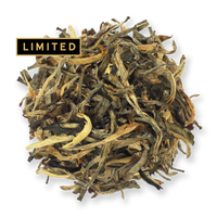 Yellow Mudan loose leaf yellow tea from The Jasmine Pearl Tea Co.