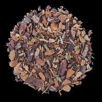 Dark Forest loose leaf herbal tea from The Jasmine Pearl Tea Co.