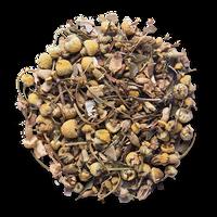 Feel Better loose leaf herbal tea from The Jasmine Pearl Tea Co.