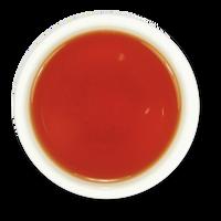African Grey loose leaf herbal tea brew from The Jasmine Pearl Tea Co.
