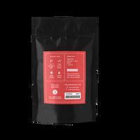 2 oz. packaging for Northwest Mint loose leaf herbal tea from The Jasmine Pearl Tea Co.