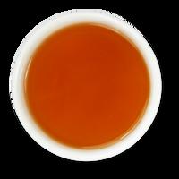 Rest Easy loose leaf herbal tea brew from The Jasmine Pearl Tea Co.