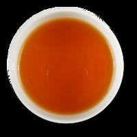 Vanilla Rooibos loose leaf herbal tea brew from The Jasmine Pearl Tea Co.