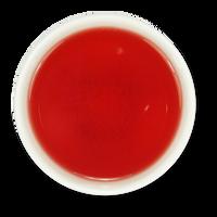 Ruby Nectar loose leaf herbal tea brew from The Jasmine Pearl Tea Co.