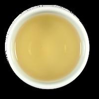 Green Jade loose leaf oolong tea brew from The Jasmine Pearl Tea Co.