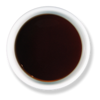 Ripe Mini Tuocha loose leaf puerh tea brew from The Jasmine Pearl Tea Co.