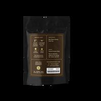 2 oz. packaging for Ripe Mini Tuocha loose leaf puerh tea from The Jasmine Pearl Tea Co.