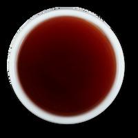 Black Wolf loose leaf puerh tea brew from The Jasmine Pearl Tea Co.