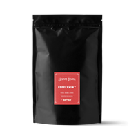 1 lb. packaging for Peppermint from The Jasmine Pearl Tea Co.