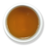 Spearmint tea brew from The Jasmine Pearl Tea Co.