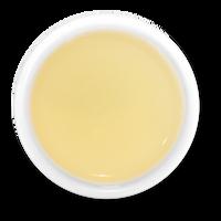 Yuzu Green loose leaf green tea brew from the Jasmine Pearl Tea Co.
