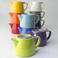 Stump Teapot - CARROT