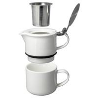 Tea for One - WHITE
