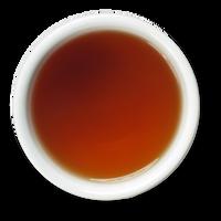 Amaretto Spice loose leaf black tea brew from The Jasmine Pearl Tea Co.