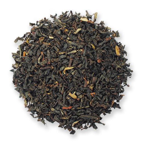 Assam loose leaf black tea from The Jasmine Pearl Tea Co.