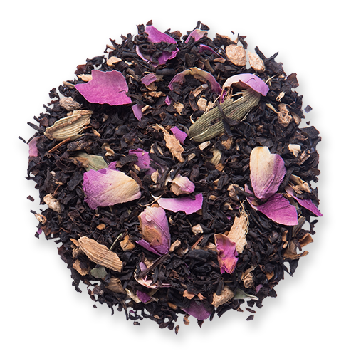 Bombay Breakfast loose leaf black tea from The Jasmine Pearl Tea Co.