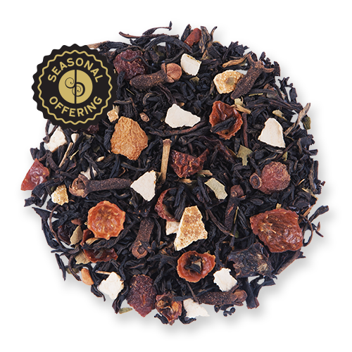 Caravan black loose leaf tea blend from The Jasmine Pearl Tea Co.