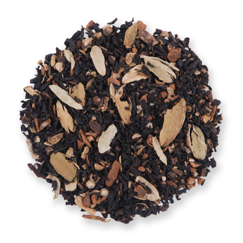 Chaz's Chai black loose leaf tea from The Jasmine Pearl Tea Co.