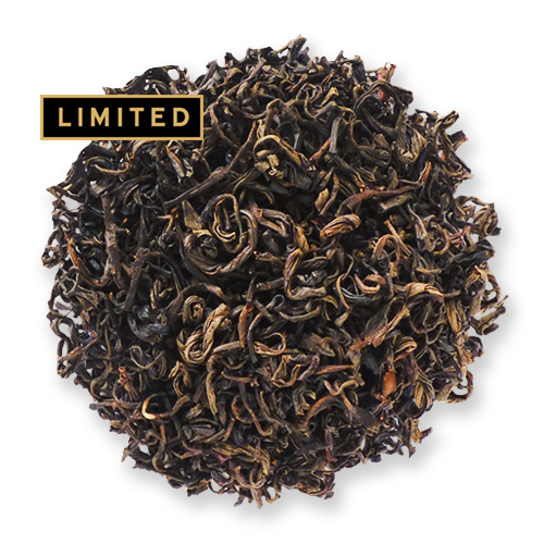 Benifuki loose leaf black tea from The Jasmine Pearl Tea Co.