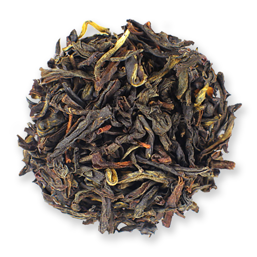 English Breakfast black loose leaf tea from The Jasmine Pearl Tea Co.