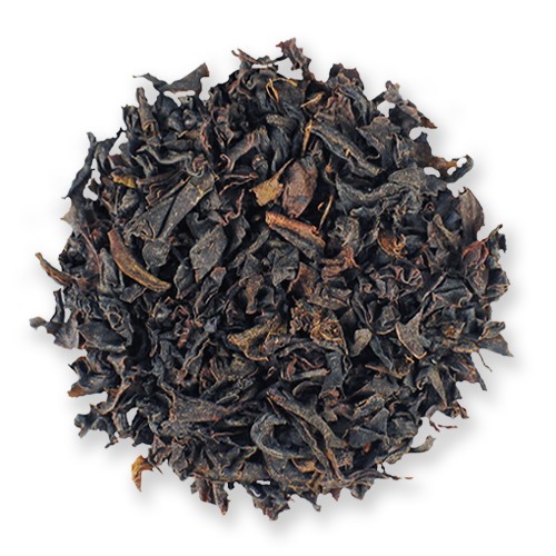 Nilgiri loose leaf black tea from The Jasmine Pearl Tea Co.