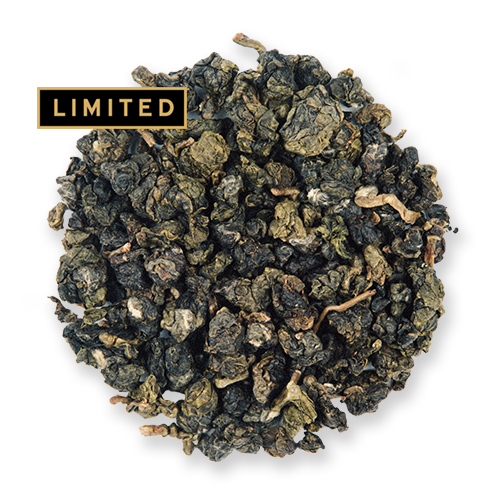 GABA Green loose leaf green tea from The Jasmine Pearl Tea Co.