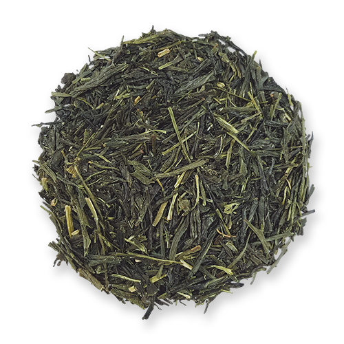 Kyushu Sencha loose leaf green tea from The Jasmine Pearl Tea Co.