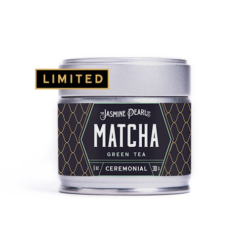 Ceremonial Grade Matcha from The Jasmine Pearl Tea Co.