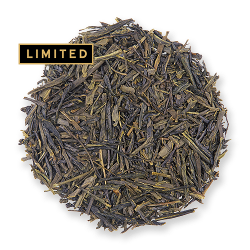 Shinko fine loose leaf green tea from The Jasmine Pearl Tea Co.