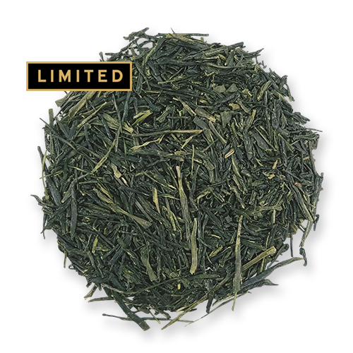 Tsuyuhikari Sencha loose leaf green tea from The Jasmine Pearl Tea Co.