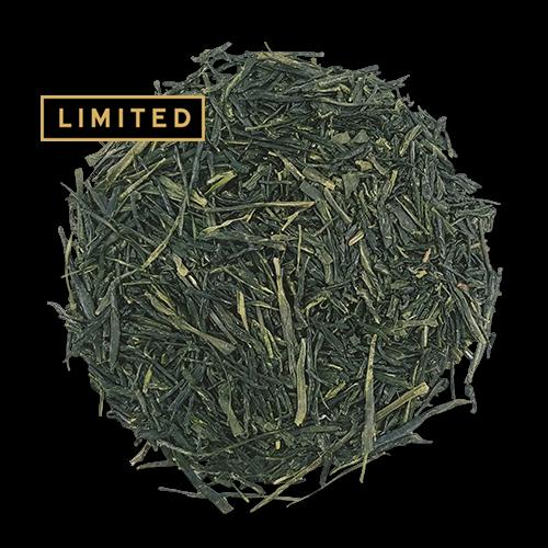 Tsuyuhikari Sencha loose leaf green tea from The Jasmine Pearl Tea Co.