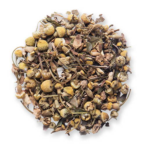 Feel Better loose leaf tea from The Jasmine Pearl Tea Co.