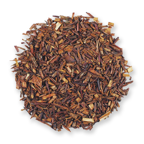 Rooibos loose leaf herbal tea from The Jasmine Pearl Tea Co.