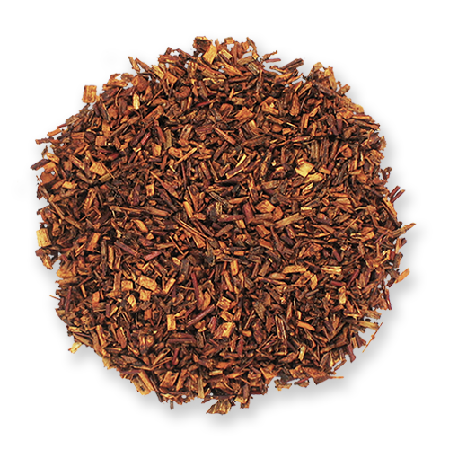 Vanilla Rooibos loose leaf herbal tea from The Jasmine Pearl Tea Co.