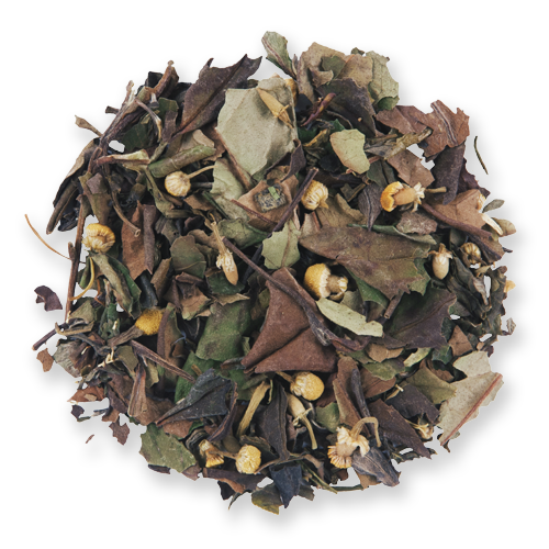 Berry White loose leaf white tea from The Jasmine Pearl Tea Co.