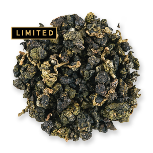 GABA Oolong loose leaf tea from The Jasmine Pearl Tea Co.