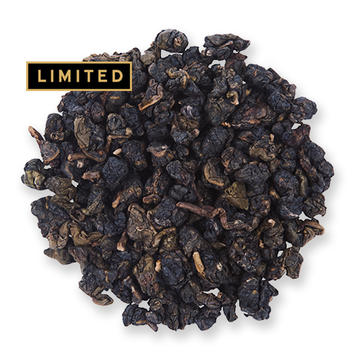 Dong Ding loose leaf oolong tea from The Jasmine Pearl Tea Co.